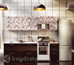 Кухонный набор Селена №192 Венге 2600 мм