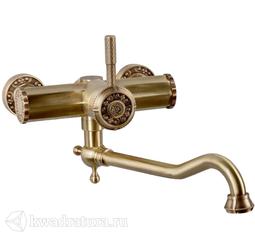 Смеситель для раковины Bronze De Luxe 10111 Windsor