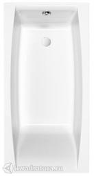 Ванна акриловая Cersanit Virgo 150х75 см