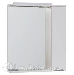 Зеркало-шкаф Aquanet Гретта 75 светлый дуб