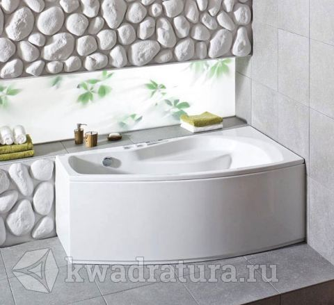 Ванна акриловая Santek Майорка 150х90 L/R